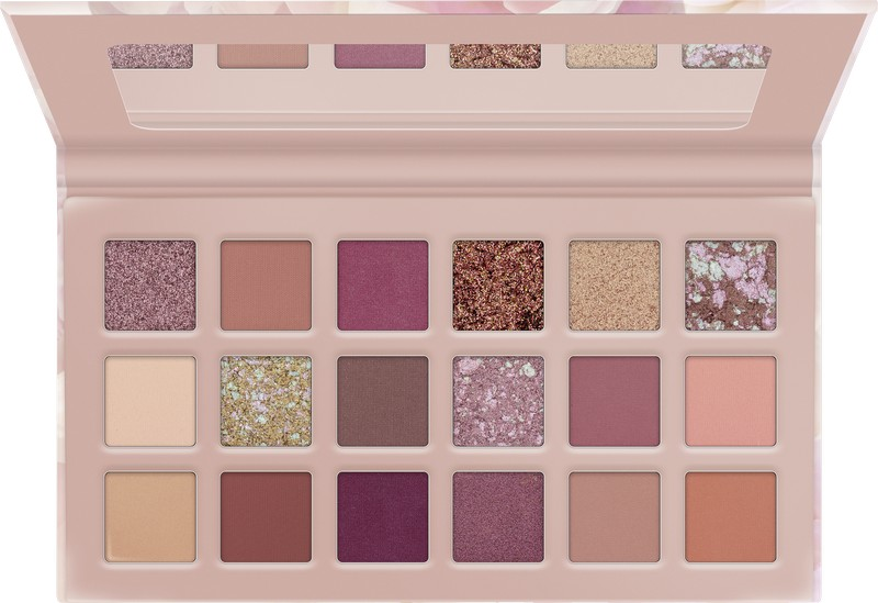 4059729234315 Catrice Nude Peony Pressed Pigment Palette Image Front View Full Open png